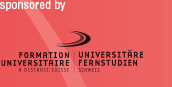Logo Formation universitaire à distance, Suisse